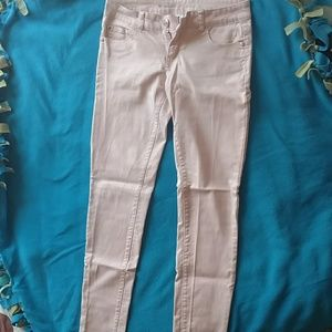 Baby Pink Jeans - Juniors